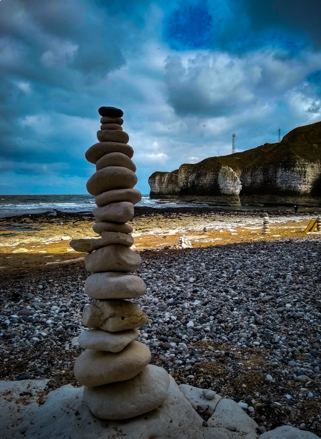 Flamborough-cliffs
